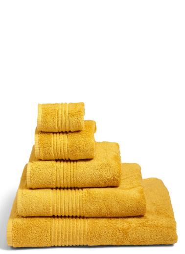 Marks & Spencer Luxury Mısır Pamuğu Havlu Sarı